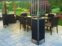 Extend your living space outdoors with a new patio.