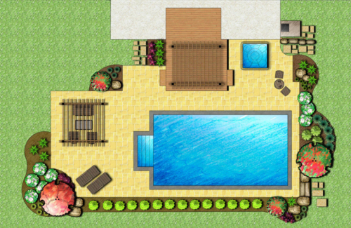 Poolscapes 12